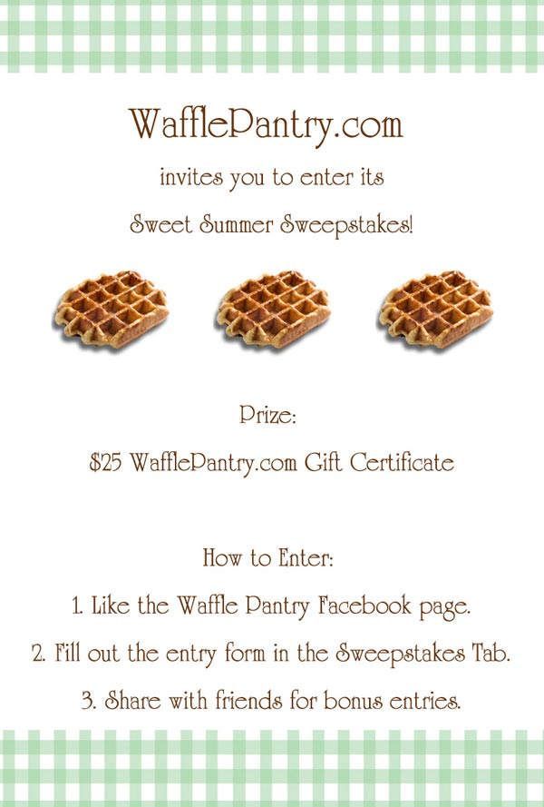 WafflePantry-2014SummerSweeps-Wordpress