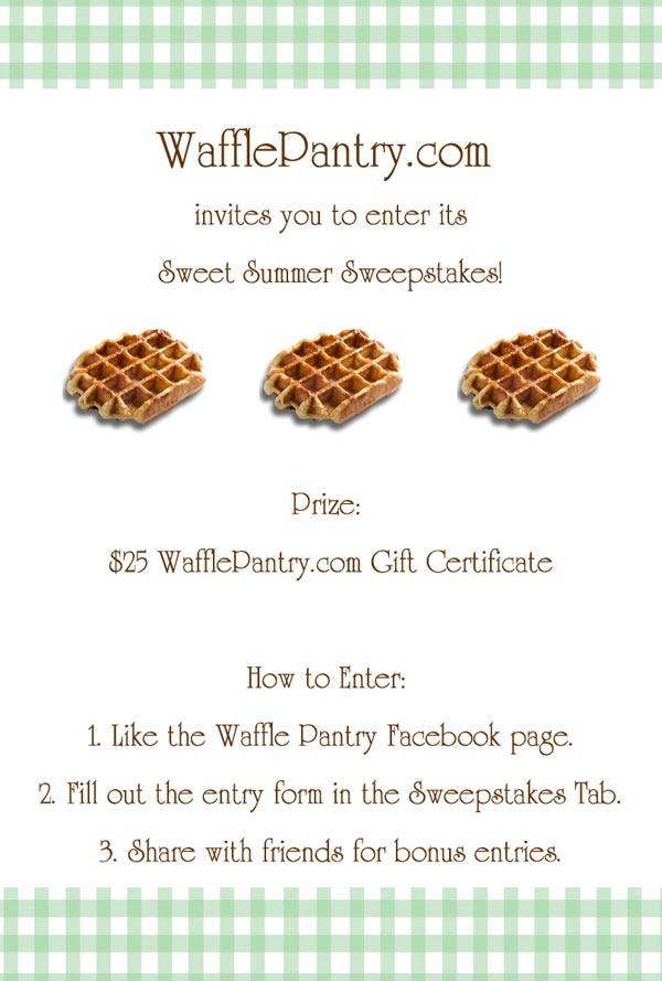 WafflePantry-2014SummerSweeps-Wordpress