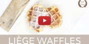 Video: Baking The Perfect Liége Waffles