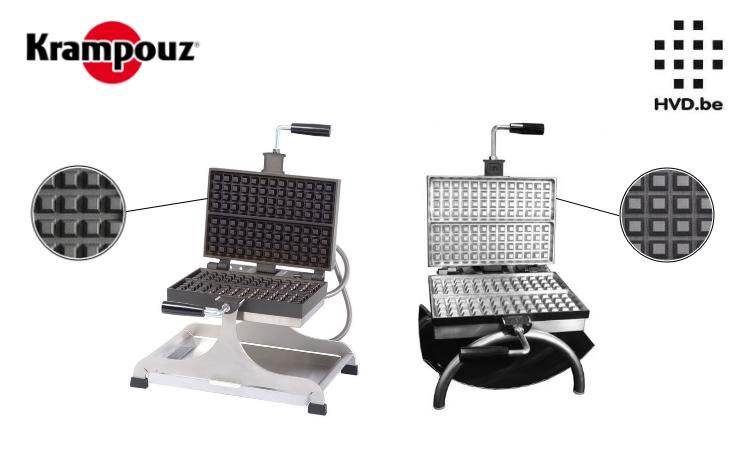 krampouz hvd liege waffle case iron