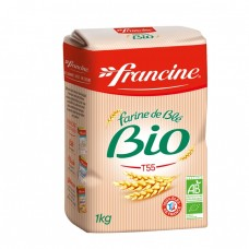 Francine Organic French Wheat Flour T55
