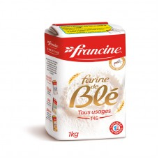 Francine French Wheat Flour T45