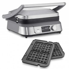 Cuisinart Home Liege Waffle Maker and Griddler GR-5B