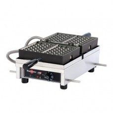 Krampouz Liege Waffle Iron WECDHAAT (240 Volts)