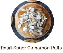 Pearl Sugar Cinnamons