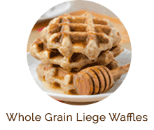 Whole Grain Liege Waffle