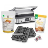 Liege Waffle Ready Bake Set