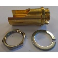 HVD Brass Connector